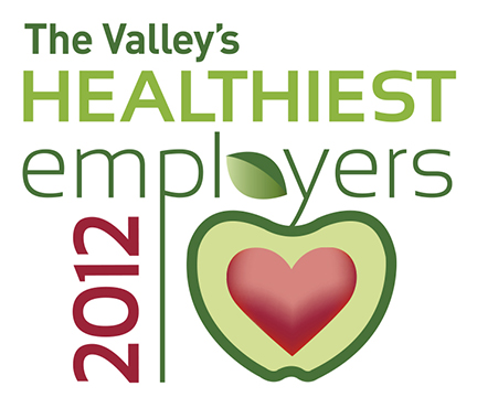 The Valley's Healthiest Employers 2012