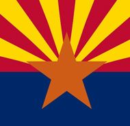 Arizona flag