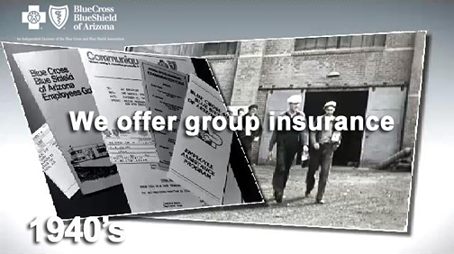 The 1940's Video on Offering Group Insurance