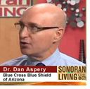Dr. Dan Aspery, BCBSAZ's vice president, medical director