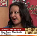 Myrna Jacobson, a BCBSAZ health promotion executive
