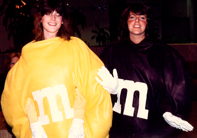Halloween Costumes in the 90s