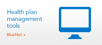 Health plan management tools